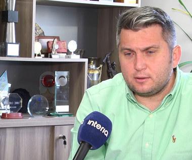 """Radosław Piesiewicz dla Interii: W lutym chcemy zorganizować """"bańkę"""" w Gliwicach. W piątek decyzja. Wideo"""