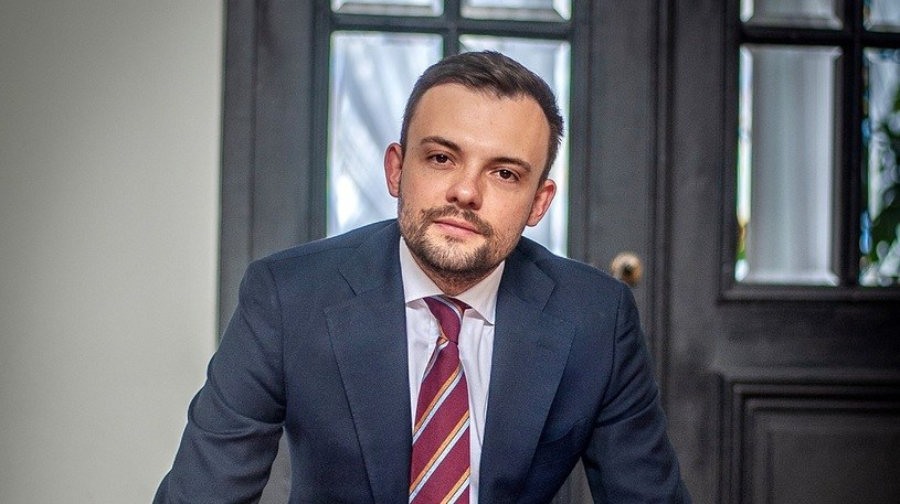 Radosław Sierpiński, p.o. prezes Agencji Badań Medycznych /materiały prasowe