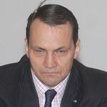Radosław Sikorski ma nową pracę! Ale nie dostanie za nią wynagrodzenia