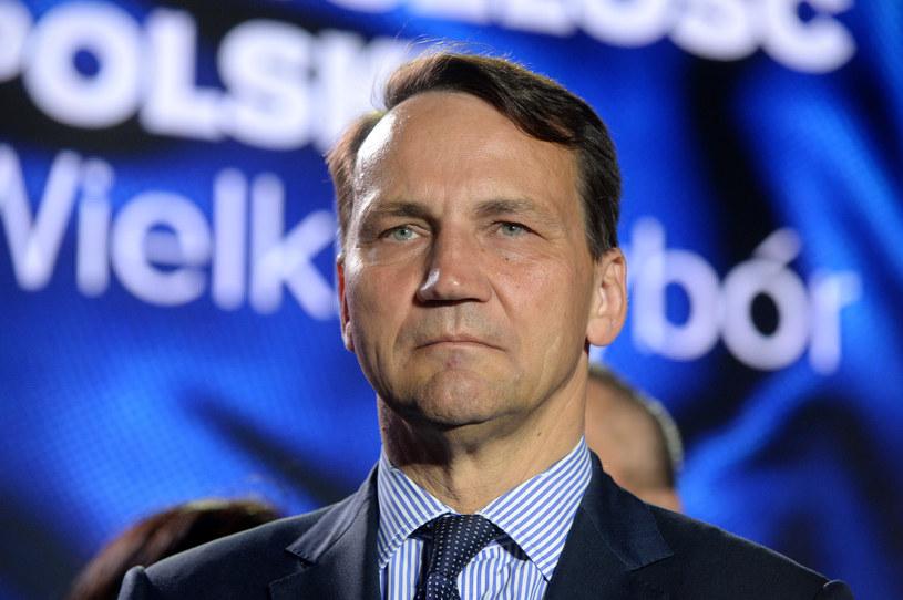 Radosław Sikorski nie wystartuje w prawyborach prezydenckich PO /Jan Bielecki /East News
