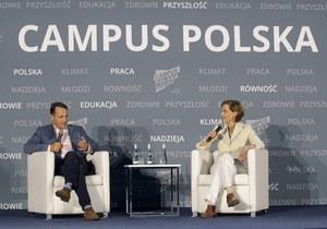 Radosław Sikorski: Polska musi odbudować swoją pozycję w UE