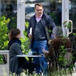 Radosław Sikorski relaksuje się z żoną w restauracji