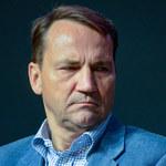 Radosław Sikorski: To jest tworzenie klimatu do mordu politycznego