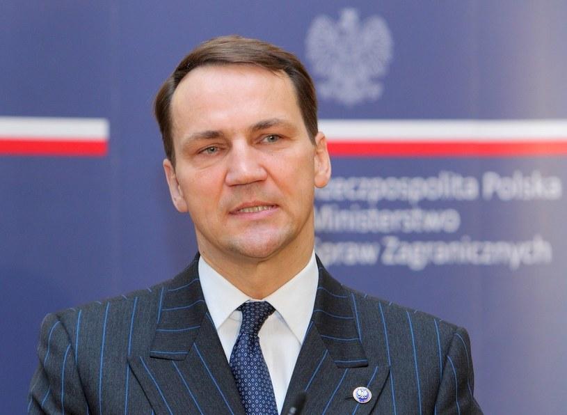 Radosław Sikorski /Jan Kucharzyk /East News