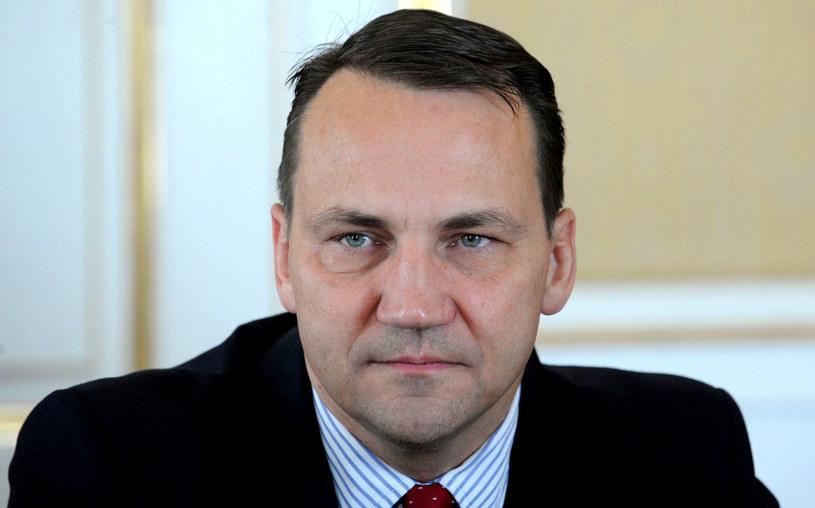 Radosław Sikorski /Attila Kisbenedek /AFP