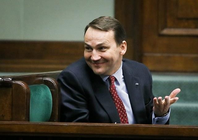 Radosław Sikorski /Paweł Supernak /PAP