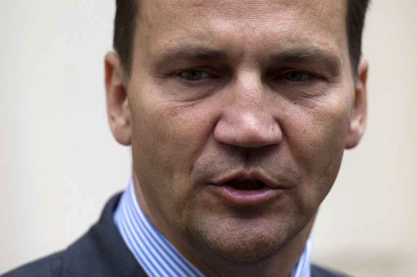 Radosław Sikorski /Carl Court /AFP