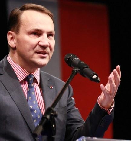 Radosław Sikorski /PAP/Stanisław Rozpędzik /PAP