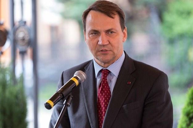 Radosław Sikorski /Maciej Kulczyński /PAP