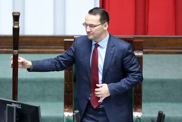 Radosław Sikorski /Leszek Szymański /PAP/EPA