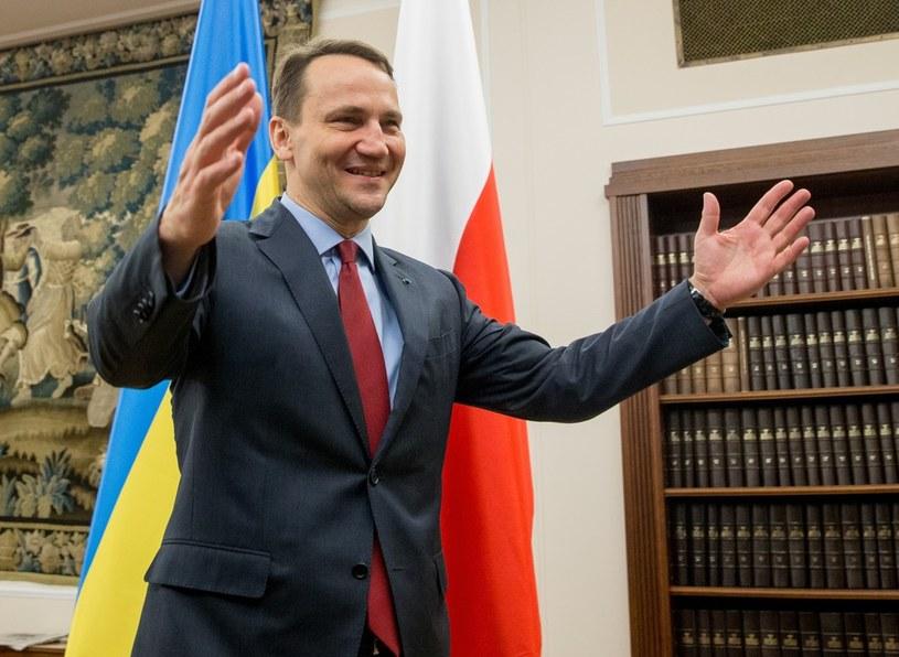 Radosław Sikorski /Andrzej Iwańczuk /East News
