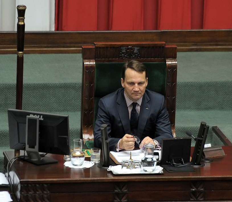 Radosław Sikorski /Jan Bielecki /East News