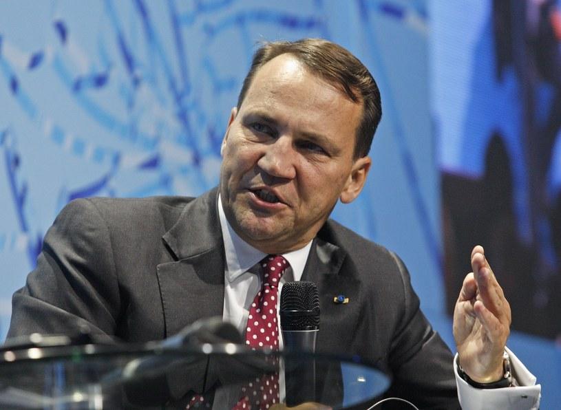 Radosław Sikorski /ANADOLU AGENCY /Getty Images