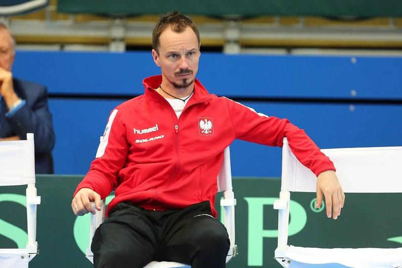 Radosław Szymanik, kapitan reprezentacji Polski /Piotr Matusewicz /East News