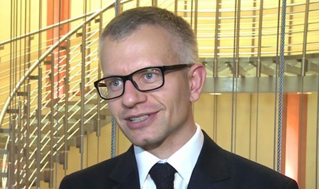 Radosław Tadajewski, prezes Grupy Trinity /Newseria Biznes