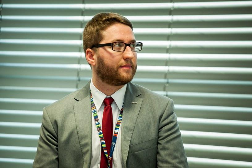Radosław Żydok, dyrektor Departamentu Analiz Regulacyjnych KGHM, fot. Ireneusz Rek /INTERIA.PL