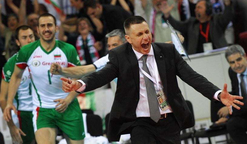 Radostin Stojczew ma na koncie wiele sukcesów /AFP