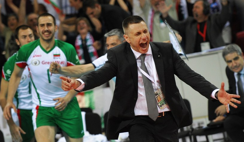 Radostin Stojczew /AFP