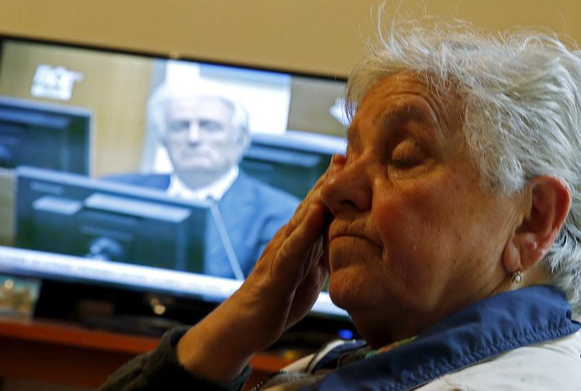 Radovan Karadżić winny zbrodni ludobójstwa w Srebrenicy /Dado Ruvic /© 2020 Reuters