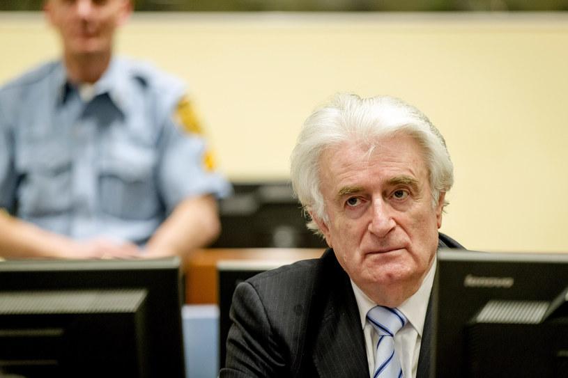 Radovan Karadżić winny zbrodni ludobójstwa w Srebrenicy /ROBIN VAN LONKHUIJSEN /© 2020 Reuters
