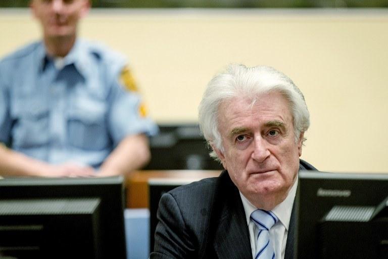 Radovan Karadżić /AFP