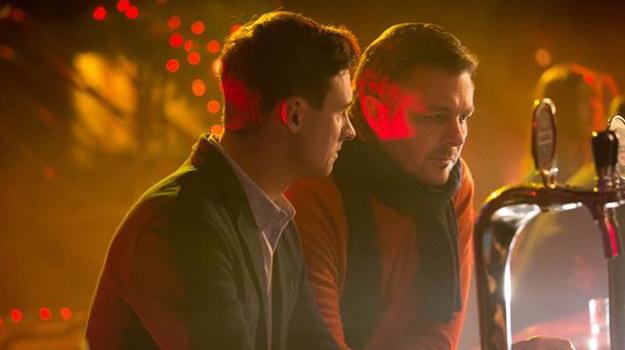Radwan (Mateusz Damięcki) i Gawryło (Marek Bukowski) zostaną przyjaciółmi? /www.nadobre.tvp.pl/