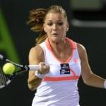 Radwańska awansowała do półfinału w Miami