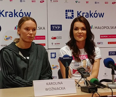 Radwańska: Było mi przykro po decyzji radnych Krakowa. Wideo