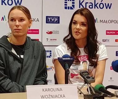 Radwańska: Gra dla Polski była najważniejsza. Wideo