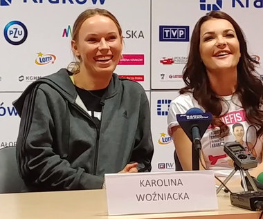 Radwańska i Woźniacki o imprezach podczas turniejów. Wideo