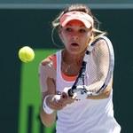 Radwańska odpadła z turnieju w Miami