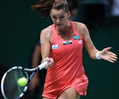 Radwańska pokonała Errani i jest w półfinale WTA Championships!