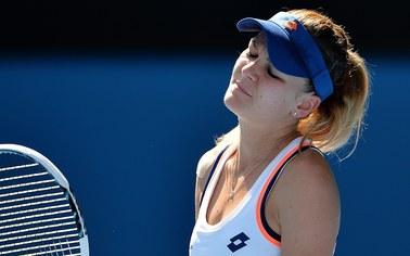 Radwańska rozgromiona w półfinale Australian Open