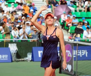 Radwańska ulubioną tenisistką internautów w plebiscycie WTA Tour