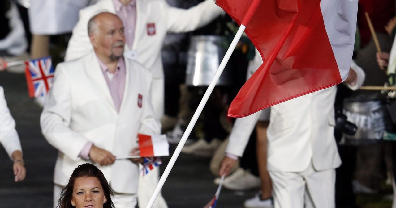 Radwańska wprowadziła Polaków na Stadion Olimpijski