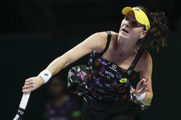 Radwańska zagra w półfinale WTA Finals!