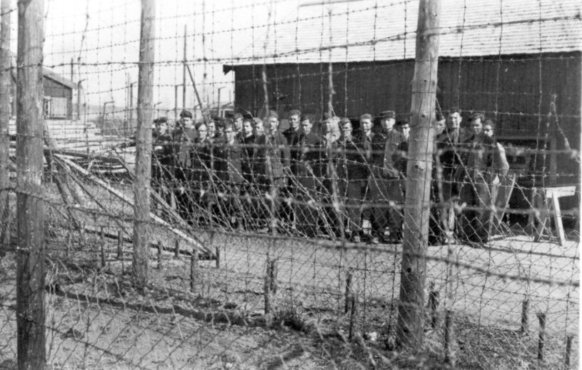 Radzieccy jeńcy mieli dużo gorsze warunki, niż żołnierze innych narodowości /INTERIA.PL/materiały prasowe