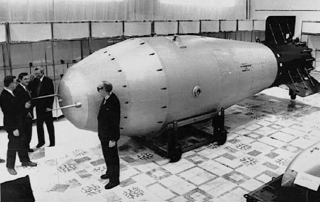Radziecka H-bomb /AFP