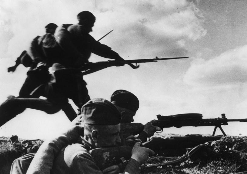 Radzieckie straty na początku wojny z Niemcami były ogromne /ALAMY/ akg-images /materiały prasowe