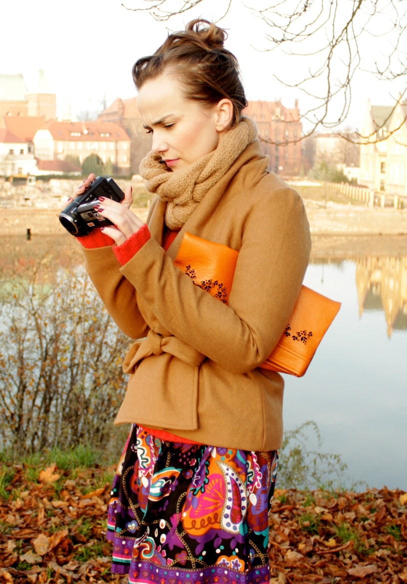 Radzka jest pasjonatką mody i osobistą stylistką /Magdalena Kanoniak /Styl.pl