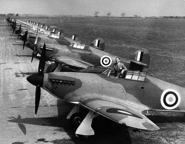 RAF stracił 1087 samolotów (450 zostało poważnie uszkodzonych) oraz 544 pilotów /AFP