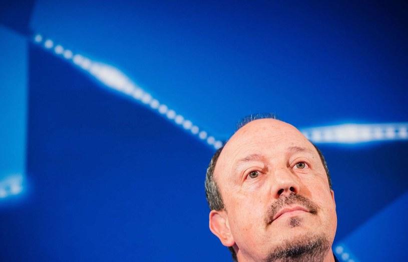Rafa Benitez /AFP