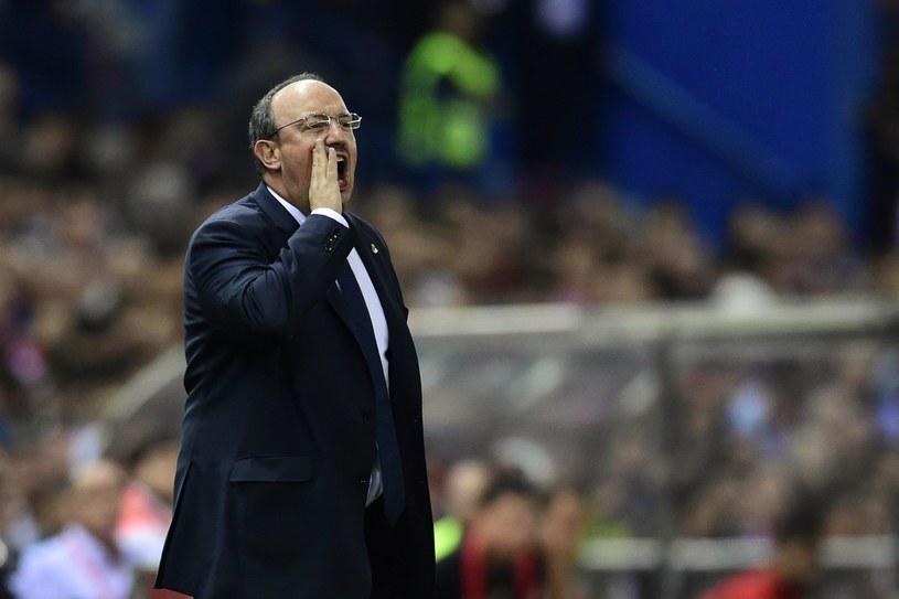 Rafael Benitez /AFP