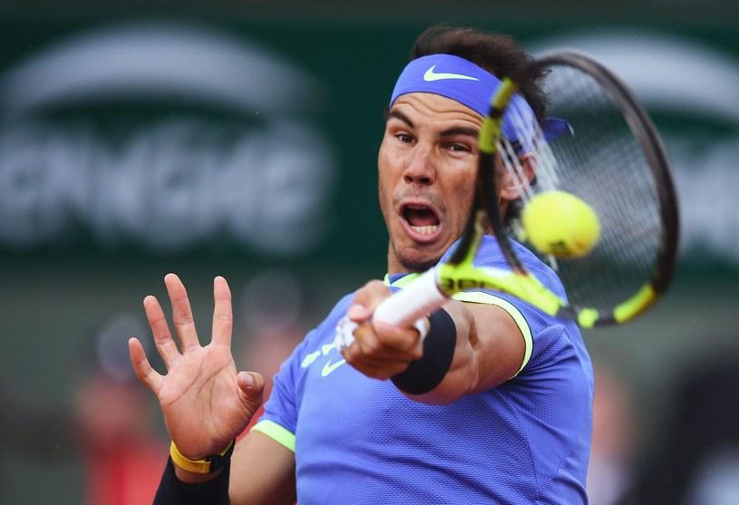 Rafael Nadal nazywany jest królem Paryża /AFP