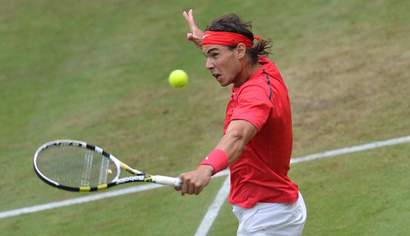 Rafael Nadal /- /AFP
