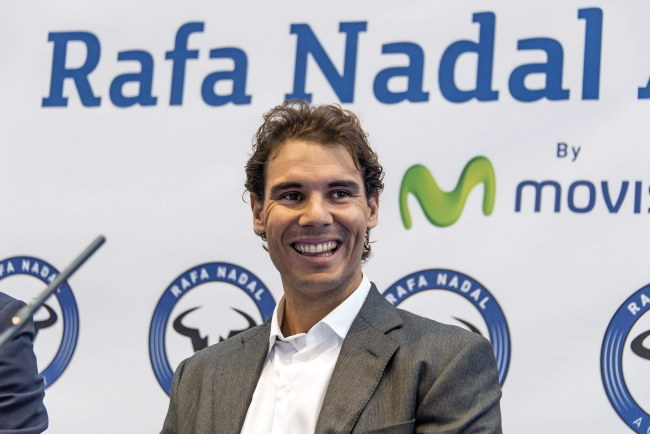 Rafael Nadal /PAP/EPA