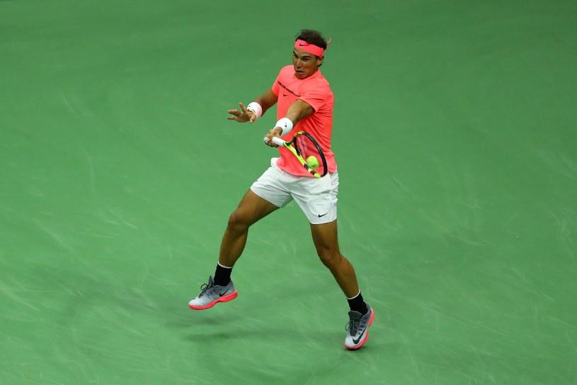 Rafael Nadal /Richard Heathcote /AFP