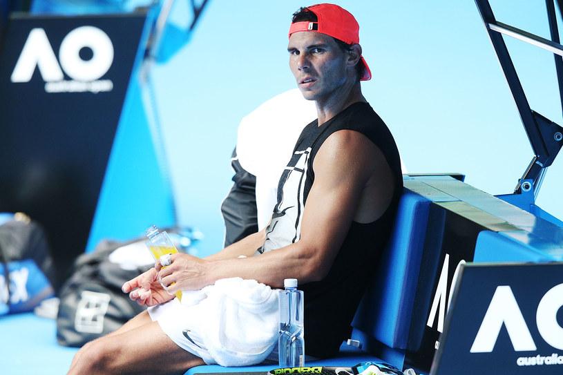 Rafael Nadal /Michael Dodge /Getty Images