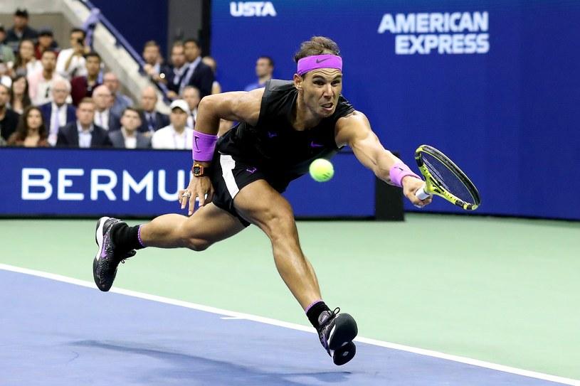 Rafael Nadal /AFP/Getty Images North America Al Bello /AFP
