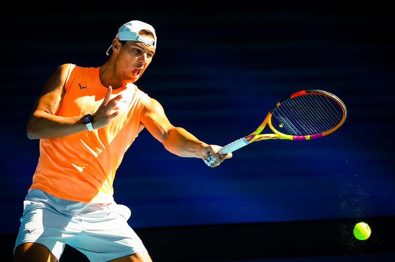 Rafael Nadal /ZUMA/NEWSPIX.PL /Newspix